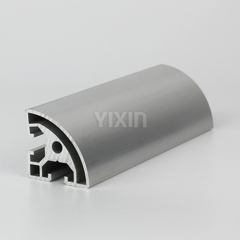 4040R圆弧转角工业铝型材