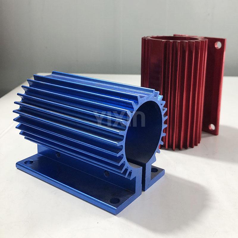 电机外壳铝型材散热器